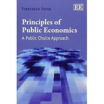 Principios de economía pública: un enfoque de elección público