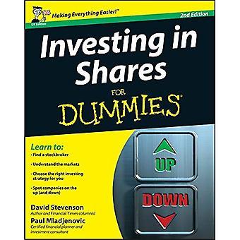 Investindo em ações para Dummies