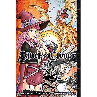 Black Clover, Vol. 10 (Black Clover)