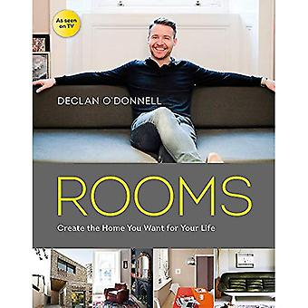ROOMS: Create the Home You Want for Your Life