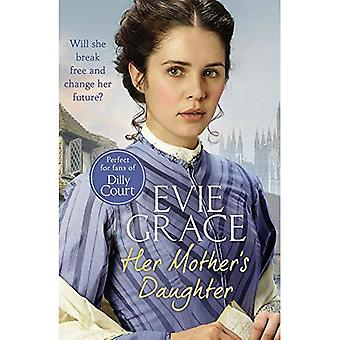 Her Mother's Daughter: Agnes' Story - Maids of Kent Series