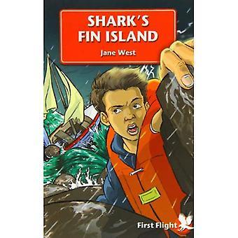 Shark's Fin ö: nivå 1 (första flyg)
