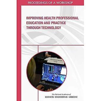 Ammatillinen terveyskasvatusta ja -tapojen teknologian parantaminen: menettelyn seminaarin