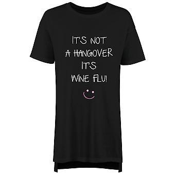 Hangover Wine Flu Nightie