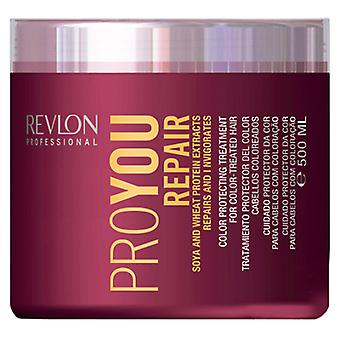 Revlon Proyou Repair Treatment Mask 500 ml (Hair care , Hair masks)