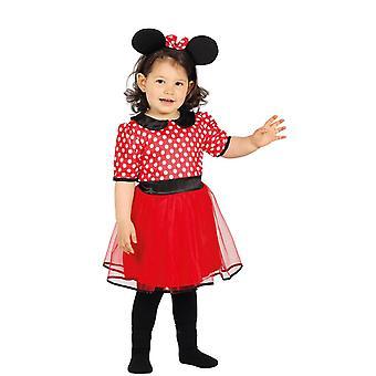 Kleinkinder-Mouse-Kostüm