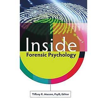Inside kriminalvidenskabelig psykologi af Masson & Tiffany