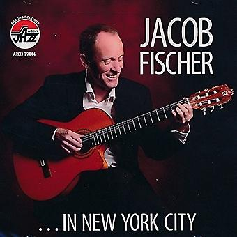 Jacob Fischer - Jacob Fisher in New York City [CD] USA import