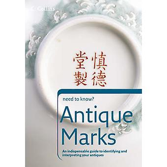 Antique Marks - 9780007205851 Book