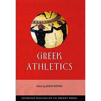Greek Athletics by Konig - Jason Konig - 9780748639441 Book