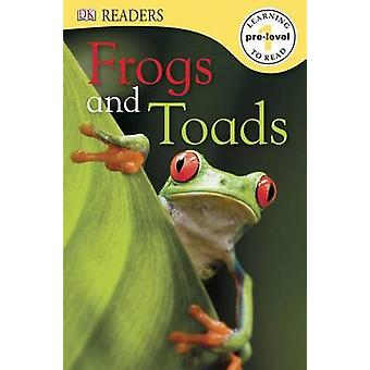 Frogs and Toads by Deborah Lock - 9781465420107 Book