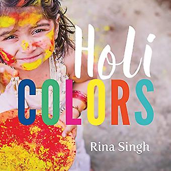 Holi Colors by Rina Singh - 9781459818491 Book