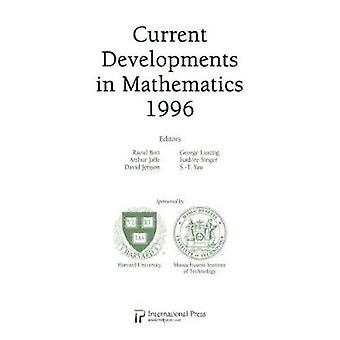 Current Developments in Mathematics - 1996 (2010 reissue) (Paperback)