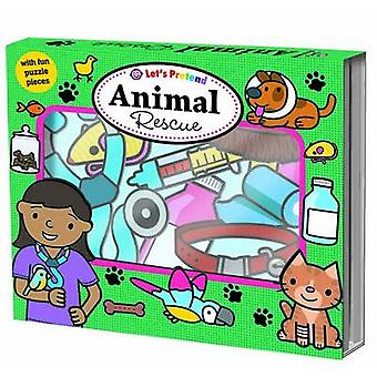 Animal Rescue by Roger Priddy - 9781783412396 Book