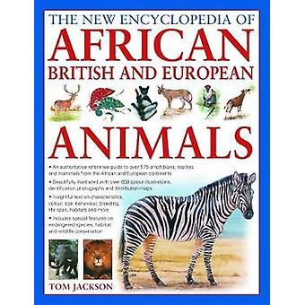 African British & European Animals by Tom Jackson - 9781846811951 Book