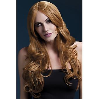 Fever Khloe Wig curled long-hair wig