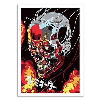 Art-poster-endo-Samuel Ho 50 x 70 cm