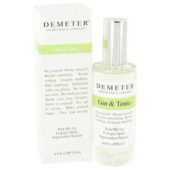 Gin & Tonic By Demeter Cologne Spray 4 Oz (men) V728-425151