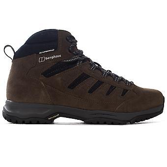 Berghaus Expeditor Trek 2.0 Mens Outdoor Walking Hiking Trekking Shoe Brown