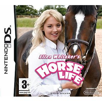 Ellen Whitakers Horse Life (Nintendo DS) - Factory Sealed