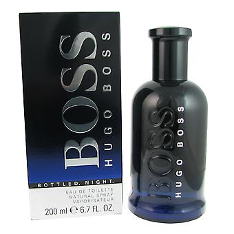 Boss # 6 Night von Hugo Boss 6,7 oz EDT Spray
