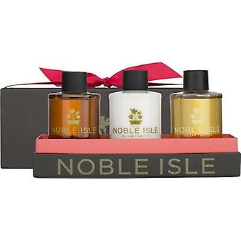 Noble Isle Warm Woody Trio