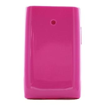 Muvit Funda minigel pink lg l3 (Home , Electronics , Telephones , Accessories)