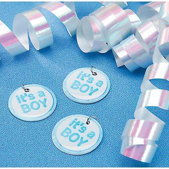 Baby charme partij gunsten 12/Pkg-It's A Boy 8144818F