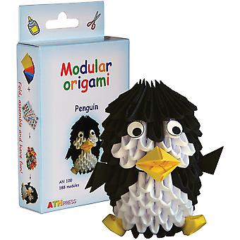 Modular Origami Kit-Penguin AN100