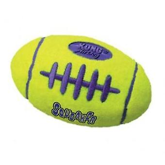 Kong Airdog Squeaker voetbal Sm/Petite
