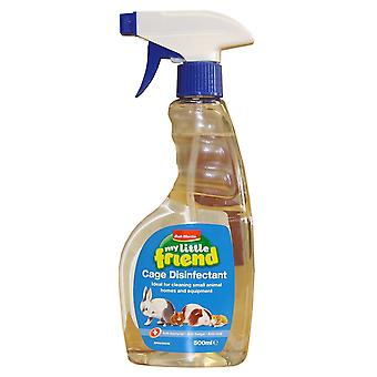 Bob Martin My Little Friend Small Animal Cage Disinfectant 500ml (Pack of 6)