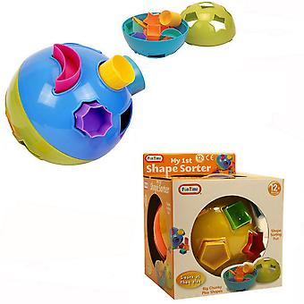 Fun Time My First Shape Sorter Ball