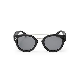 Cheapo Stockholm Sunglasses - Black / Black