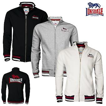 Zip Sweater Dover Lonsdale uomo