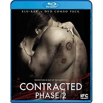 Gecontracteerd: Fase 2 [Blu-ray] USA import
