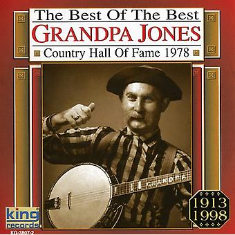 Opa Jones - Country Music Hall of Fame 1978 [CD] USA import