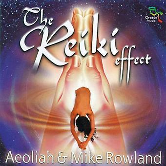 Aeoliah/Rowland - Reiki effekt [CD] USA import