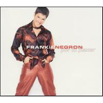 Frankie Negron - Por Tu Placer [CD] USA import