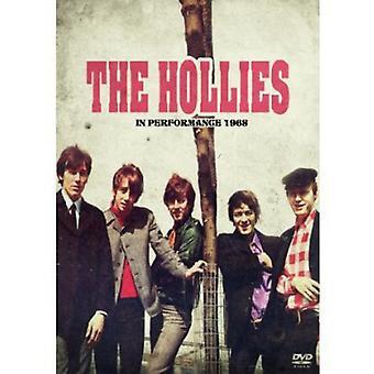 Hollies - Hollies: I ydeevne 1968 [DVD] USA import