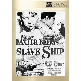 Slave Ship [DVD] USA import