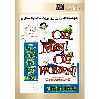 Oh Men ! Oh Women ! [DVD] USA import