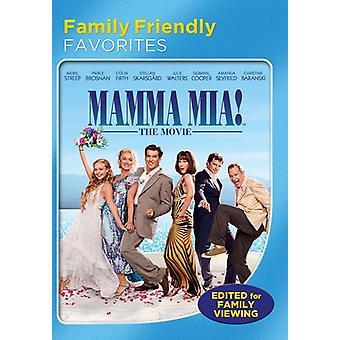 Mamma Mia: The Movie [DVD] USA import