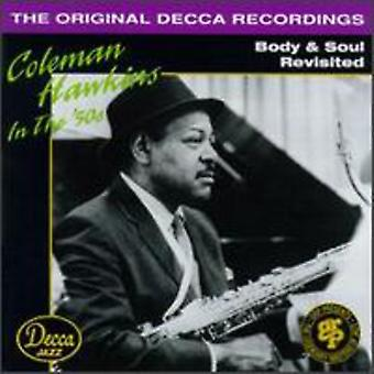 Coleman Hawkins - krop & sjæl Revisited [CD] USA import