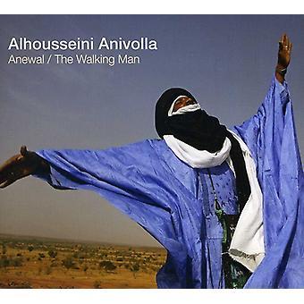 Alhousseini Anivolla - Anewal/the Walking mand [CD] USA import