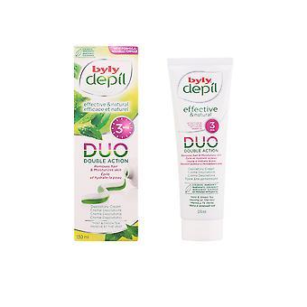 DEPIL DUO crema depilatoria menta y te verde PS