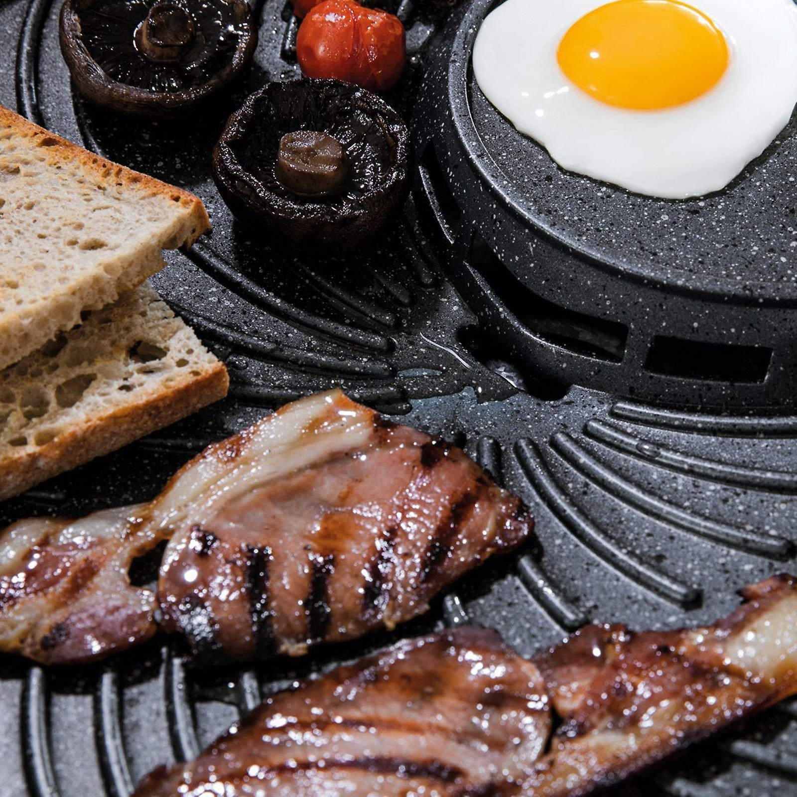 JML Grill Circle Indoor Grill & Griddle