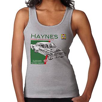Haynes Owners Workshop Manual 0025 Ford Zodiac Women's Vest