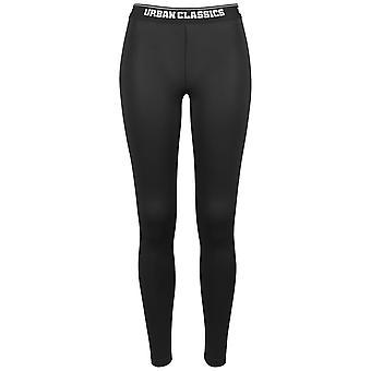 Urban Classics Ladies - SPORTS Leggings schwarz