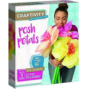 Creativity For Kids 3506 Posh Petals Craftivity Kit