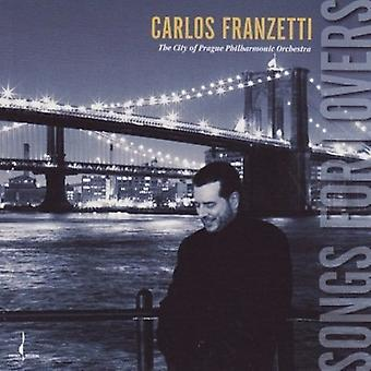 Carlos Franzetti - Songs of Love [CD] USA import